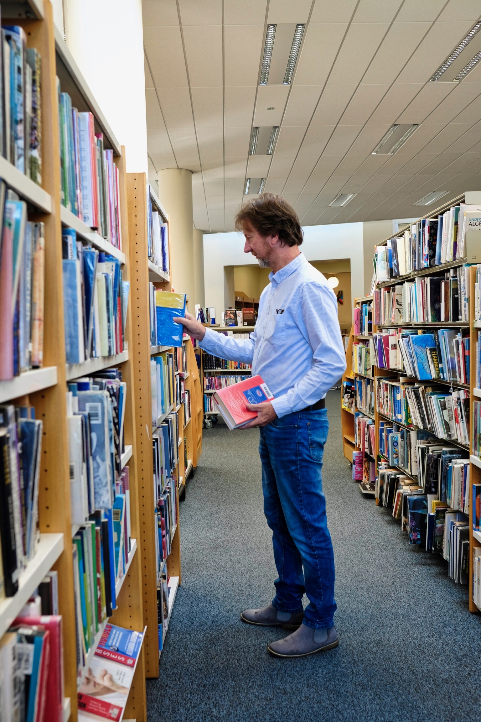Carlow Central Library